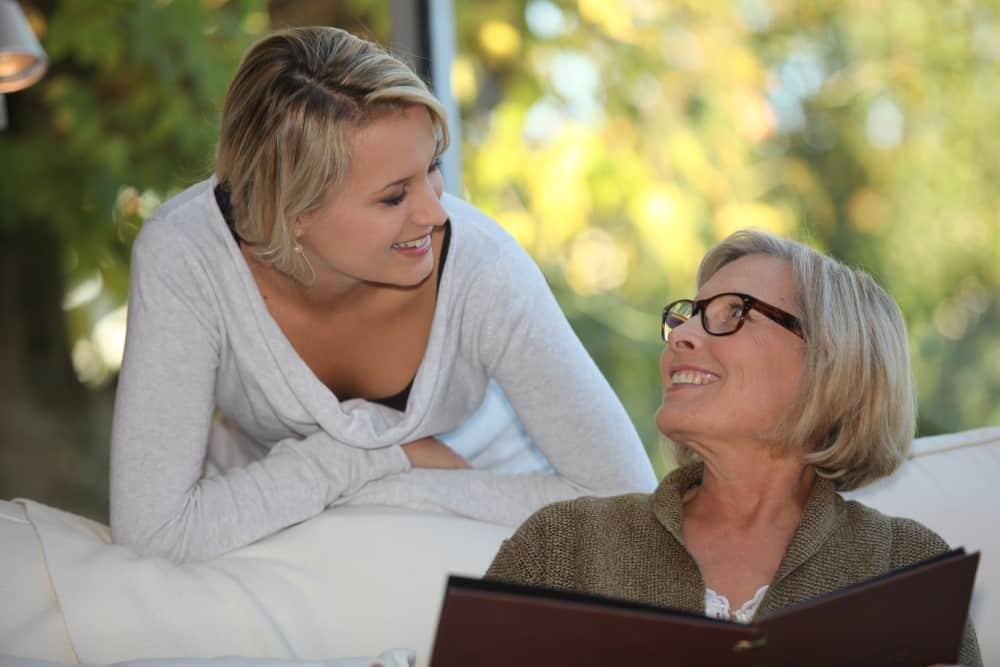Köp en personlig fotopresent till din mamma till jul